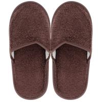 Chaussons de bain PURE Marron taille Small (S) du 36 au 38