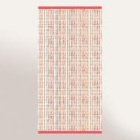 Drap de bain 100x150 cm 100% coton 500 g/m2 LUCA Rose