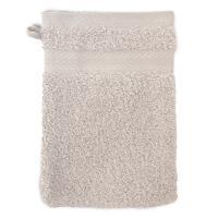 Gant de toilette 16x21 cm ROYAL CRESENT Gris Craie 650 g/m2