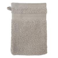 Gant de toilette 16x21 cm ROYAL CRESENT Gris Souris 650 g/m2