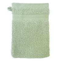 Gant de toilette 16x21 cm ROYAL CRESENT Vert Céladon 650 g/m2