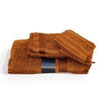 Parure de bain 5 pièces ROYAL CRESENT Jaune Topaze 650 g/m2