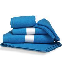 Parure de bain 6 pièces PURE Turquoise 550 g/m2