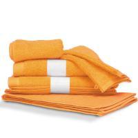 Parure de bain 6 pièces PURE Or 550 g/m2