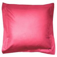 Taie d'oreiller uni 65x65 cm 100% coton ALTO Kerala