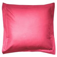Taie d'oreiller uni 80x80 cm 100% coton ALTO Kerala