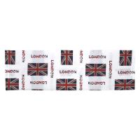 Taie de traversin 200x43 cm 100% coton JACK LONDON CITY