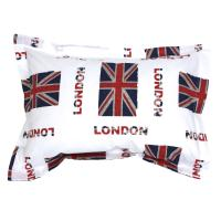 Taie d'oreiller 70x50 cm 100% coton JACK LONDON CITY