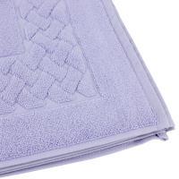 Tapis de bain 50x80 cm ROYAL CRESENT Bleu Lavande 850 g/m2