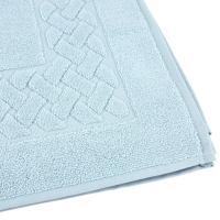 Tapis de bain 50x80 cm ROYAL CRESENT Bleu Pâle 850 g/m2