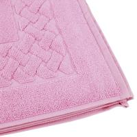 Tapis de bain 50x80 cm ROYAL CRESENT Rose Lavande 850 g/m2