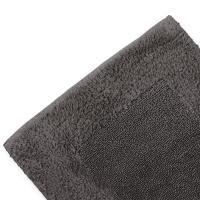 Tapis de bain 60X90 cm LUXOR Anthracite 2000 g/m2