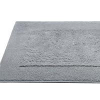 Tapis de bain 60x60 cm DREAM Gris Calcium 2000 g/m2