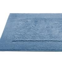 Tapis de bain 60x90 cm DREAM Bleu Gris 2000 g/m2