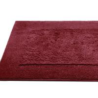 Tapis de bain 60x90 cm DREAM Bordeaux 2000 g/m2