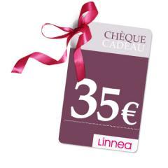 Chèque cadeau 35€