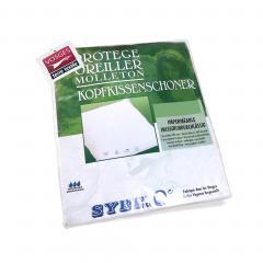 Housse de Protection d'oreiller imperméable - Antony Blanc ( 60x40 )