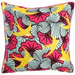 Coussin 40x40 cm WAX rose