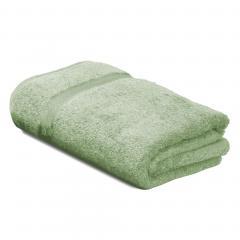 Drap de bain 100x150 cm ROYAL CRESENT Vert Céladon 650 g/m2