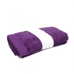 Drap de douche 70x140 cm PURE Violet 550 g/m2