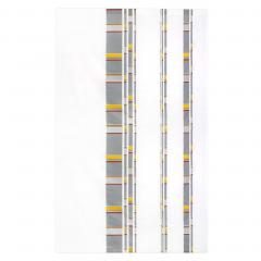 Drap plat 180x290 cm 100% coton ZESTE