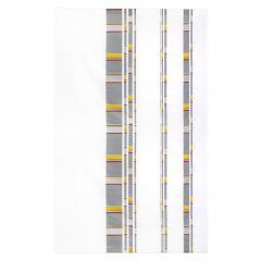 Drap plat 240x310 cm 100% coton ZESTE