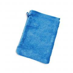 Gant de toilette 16x21 cm PURE Turquoise 550 g/m2