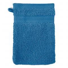 Gant de toilette 16x21 cm ROYAL CRESENT Bleu Céleste 650 g/m2