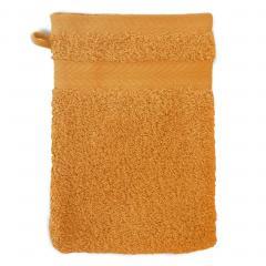 Gant de toilette 16x21 cm ROYAL CRESENT Miel 650 g/m2