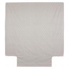 Housse de couette 260x240 cm 100% coton ACAPULCO