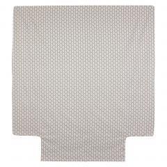 Housse de couette 280x240 cm 100% coton ACAPULCO