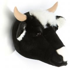 Peluche trophée Vache Daisy collection Basse-cour