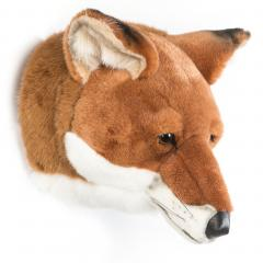 Peluche trophée Renard Louis collection Forêt