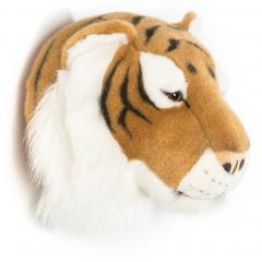 Peluche trophée Tigre Felix collection Savane
