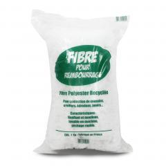 Rembourrage Fibres polyester sac 1 kg
