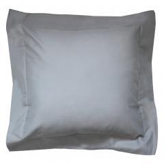 Taie d'oreiller uni 40x40 cm 100% coton ALTO Alu