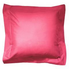Taie d'oreiller uni 40x40 cm 100% coton ALTO Kerala