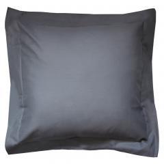 Taie d'oreiller uni 65x65 cm 100% coton ALTO Manhattan