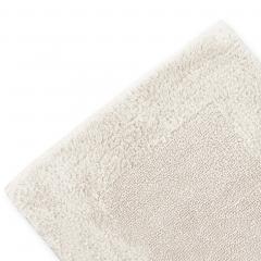 Tapis de bain 70X120 cm LUXOR Ecru 2000 g/m2