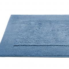 Tapis de bain 60x60 cm DREAM Bleu Gris 2000 g/m2
