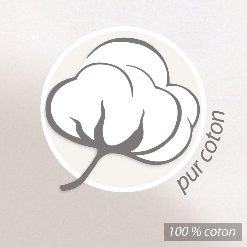 Gant-de-toilette-16x21-100-coton-480g-m2-CLASSIC-STRIPES-Marron miniature 5
