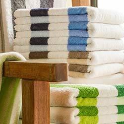 Collection linge de bain Classic Stripes
