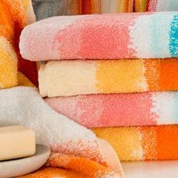 Collection linge de bain Kodac Rayures