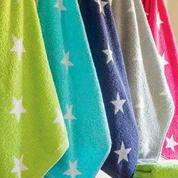 Collection linge de bain Stars